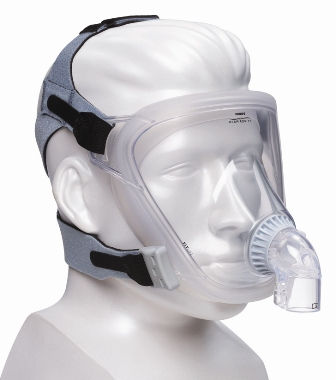 Respironics Fitlife Full Face Cpap Bipap Mask With Headgear