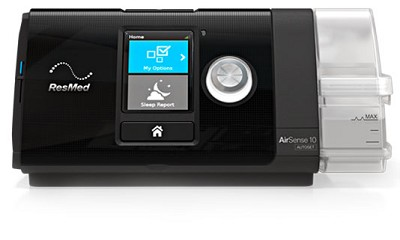 AirSense™ 10 AutoSet™ CPAP Machine with Heated Humidifier