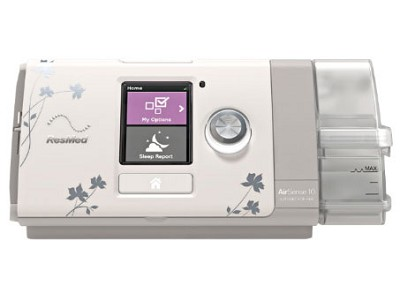 Cpap Machine Reviews >> AirSense™ 10 AutoSet™ for Her CPAP Machine with Heated Humidifier