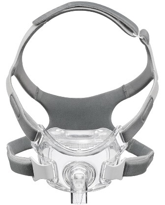 Philips Respironics Amara View Full Face CPAP / BiPAP Mask with Headgear