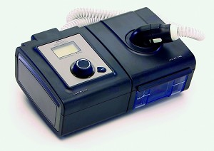 Philips Respironics System One REMStar Auto CPAP with A-Flex, Integrated Heated Humidifier and Heated Tubing