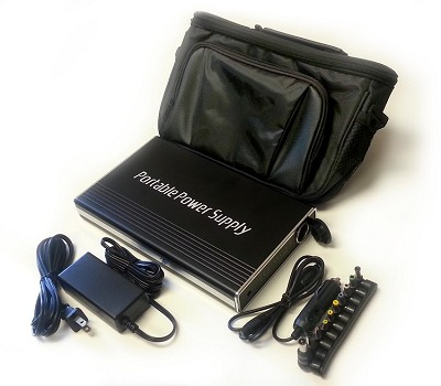 Compact Portable 12V High Capacity CPAP Battery Pack - 266 watt-hr