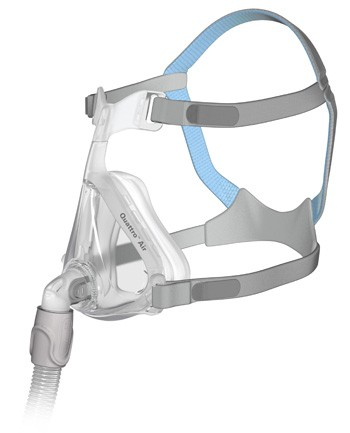 ResMed Quattro™ Air / Quattro™ Air For Her Full Face Mask with Headgear