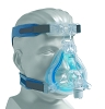 Respironics ComfortGel Blue Full Face CPAP/BiPAP Mask with Headgear