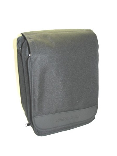 Carry case for the Respironics M-Series CPAP and BiPAP.