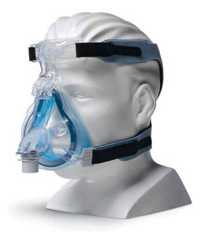 Respironics ComfortGel Full Face CPAP/BiPAP Mask with Headgear