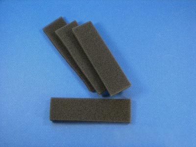 Reusable Foam Filters for Devilbiss 9000 series CPAP & Bilevel units.