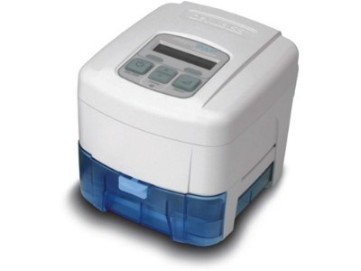 DeVilbiss IntelliPAP Standard Plus CPAP Machine with SmartFlex and Integrated Heated Humidifier