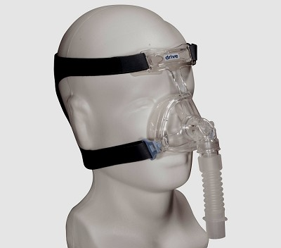 Drive Medical Freedom Nasal CPAP Mask with Headgear