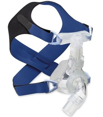 DeVilbiss EasyFit Silicone Nasal CPAP Mask & Headgear