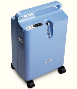 Respironics EverFlo Q Oxygen Concentrator with OPI  #1020014