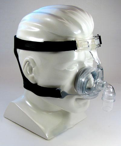 Petite Zest Nasal CPAP Mask with HeadGear