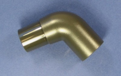 M-Series Tubing Elbow Adapter