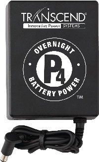 Transcend P4 Single-Night Battery