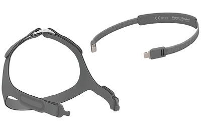 Fisher & Paykel Pilairo Q Replacement Headgear Combo Pack