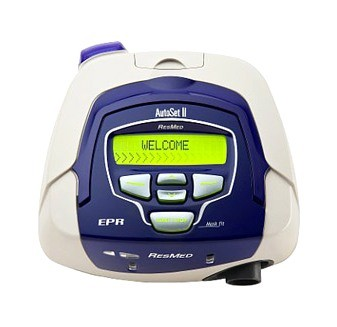 ResMed S8 AutoSet™ II Auto CPAP