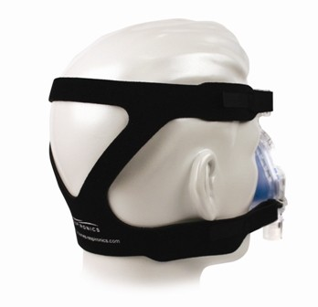 Respironics Premium RS (Reduced Size) CPAP Mask Headgear with EZ Peel Tabs   ** DISCONTINUED **