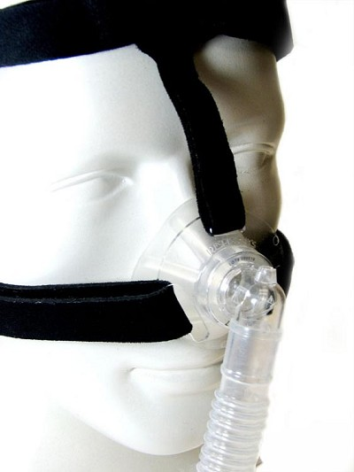Respironics Simplicity Nasal Mask with Headgear